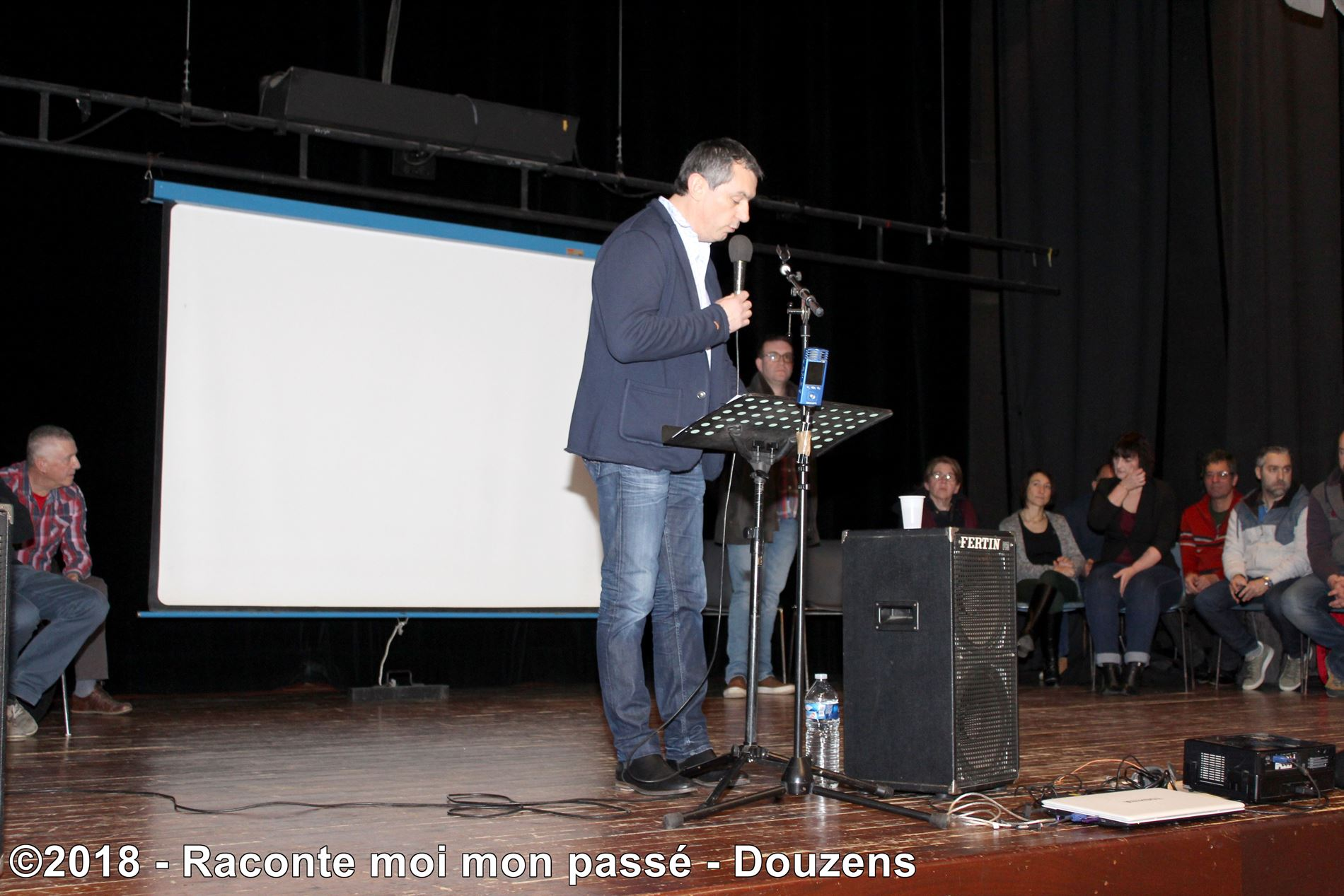 01 - 2018 - Voeux Du Maire