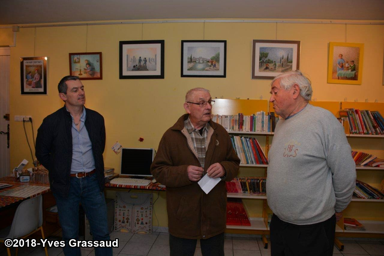 03 - 2018 - Vervissage Expo A.Capdeville