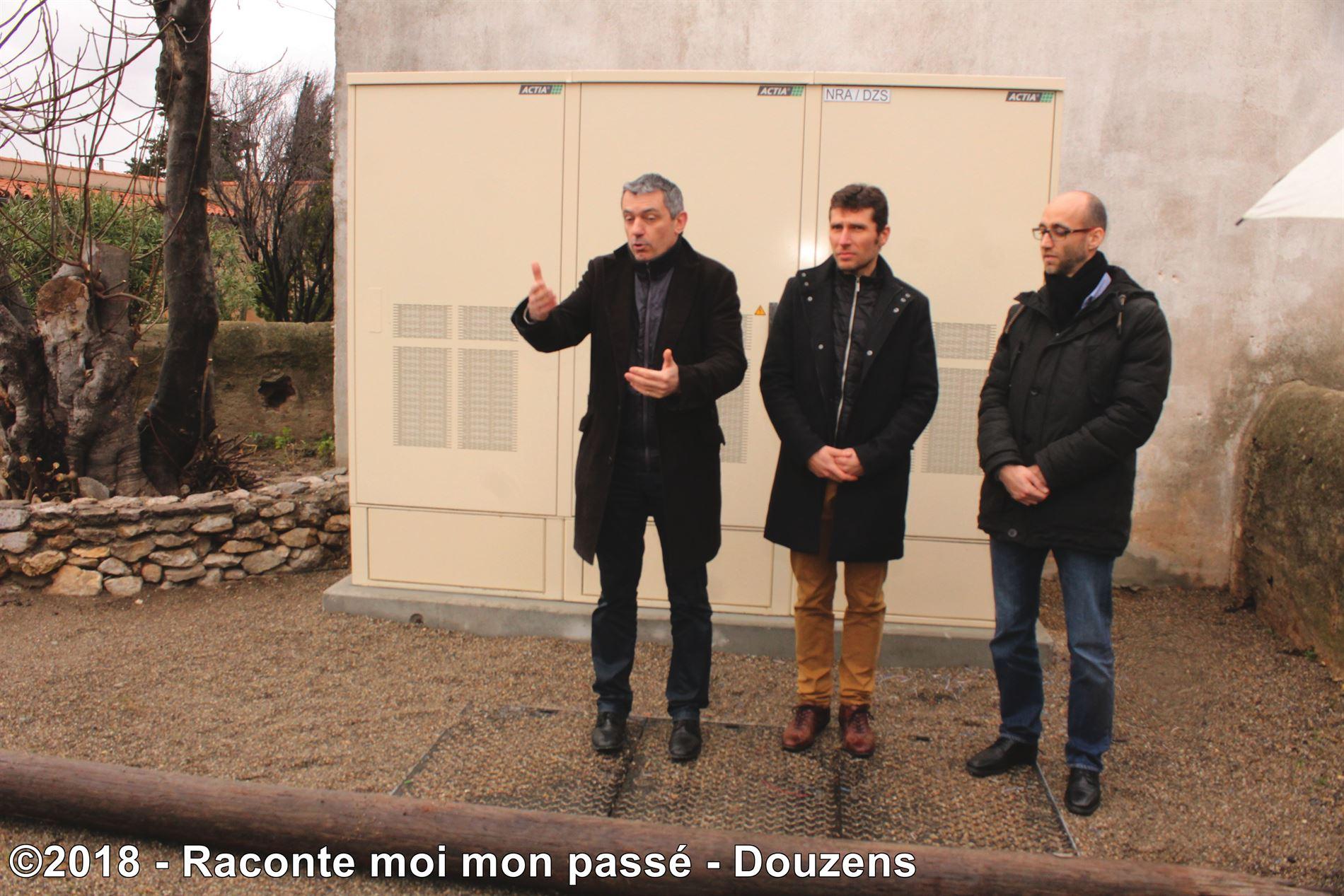 04 - 2018 - Inauguration Haut Débit
