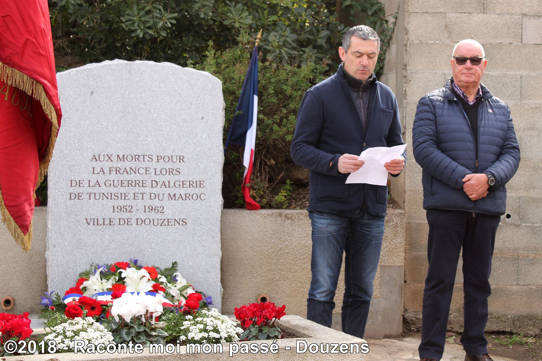 07 - 2018 - Commémoration 19 Mars 1965