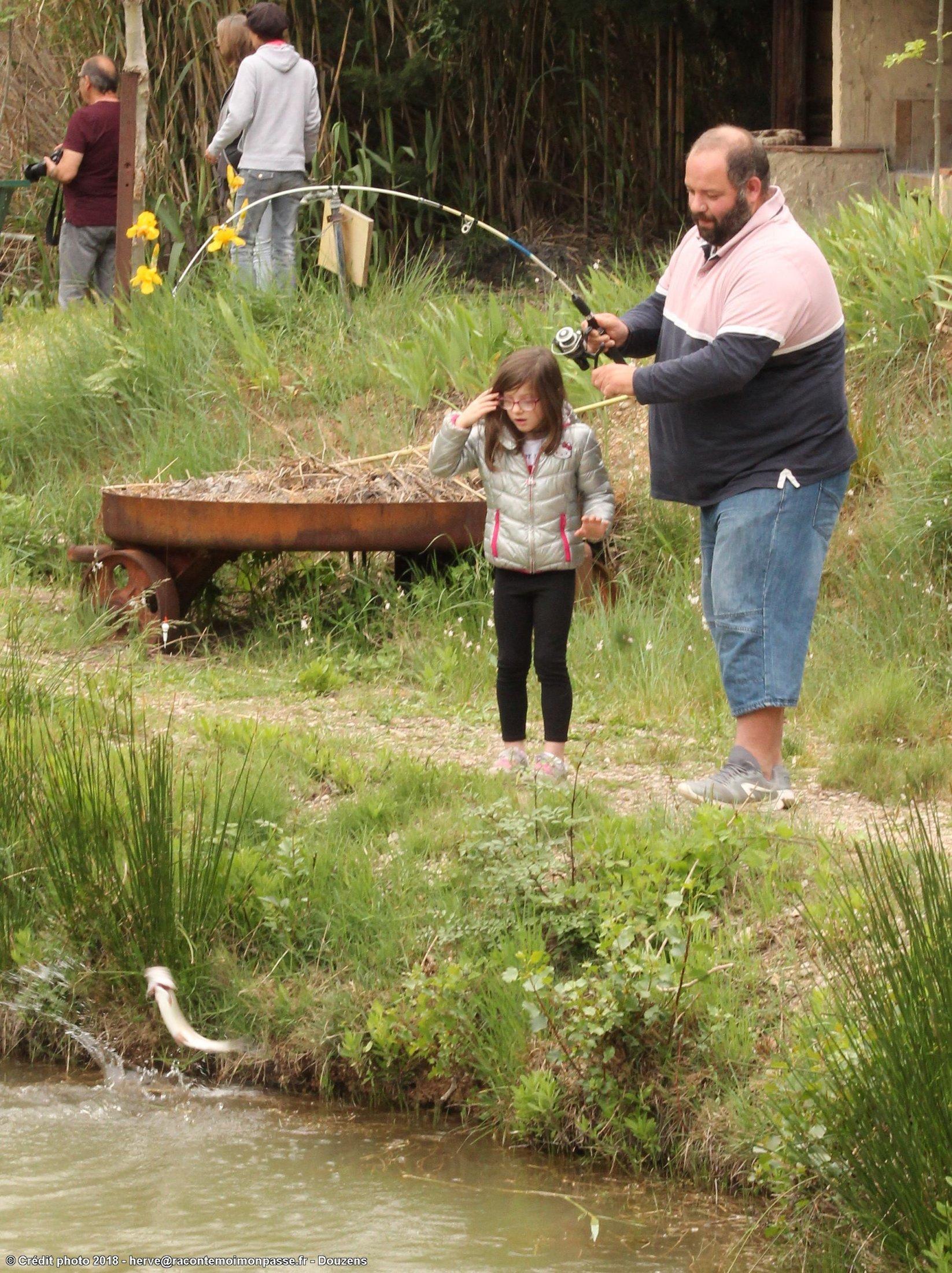 16 - Pêche Enfants Le 10 Mai 2018
