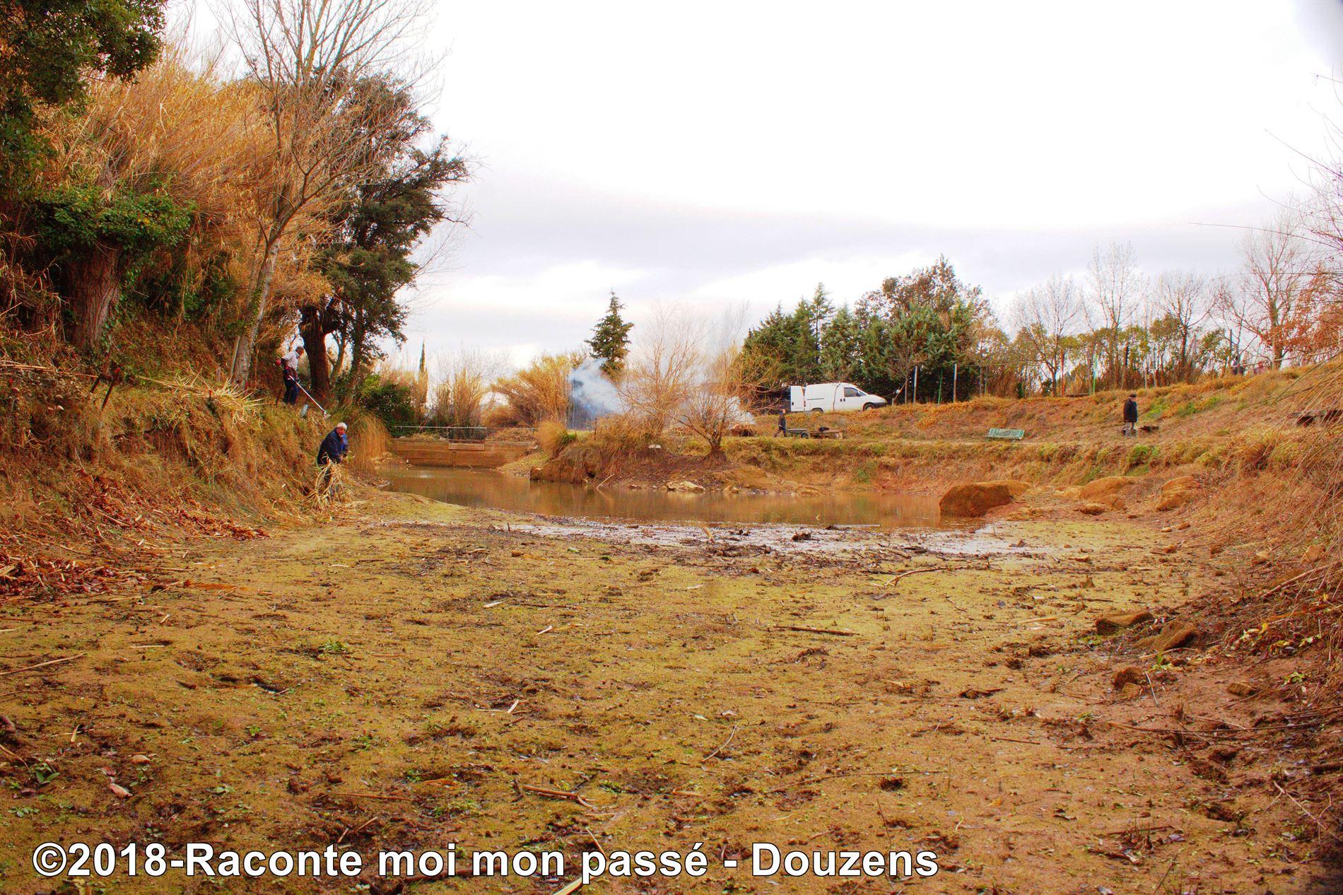 18 - 2018 - Nettoyage Du Lac