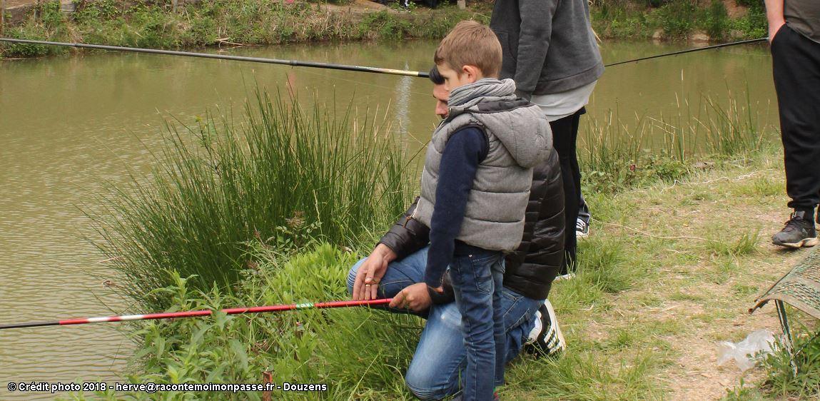 25 - Pêche Enfants Le 10 Mai 2018