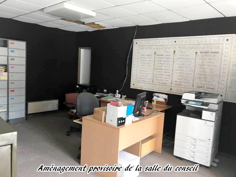 27 - 2017 - Travaux Gros Oeuvre De La Mairie