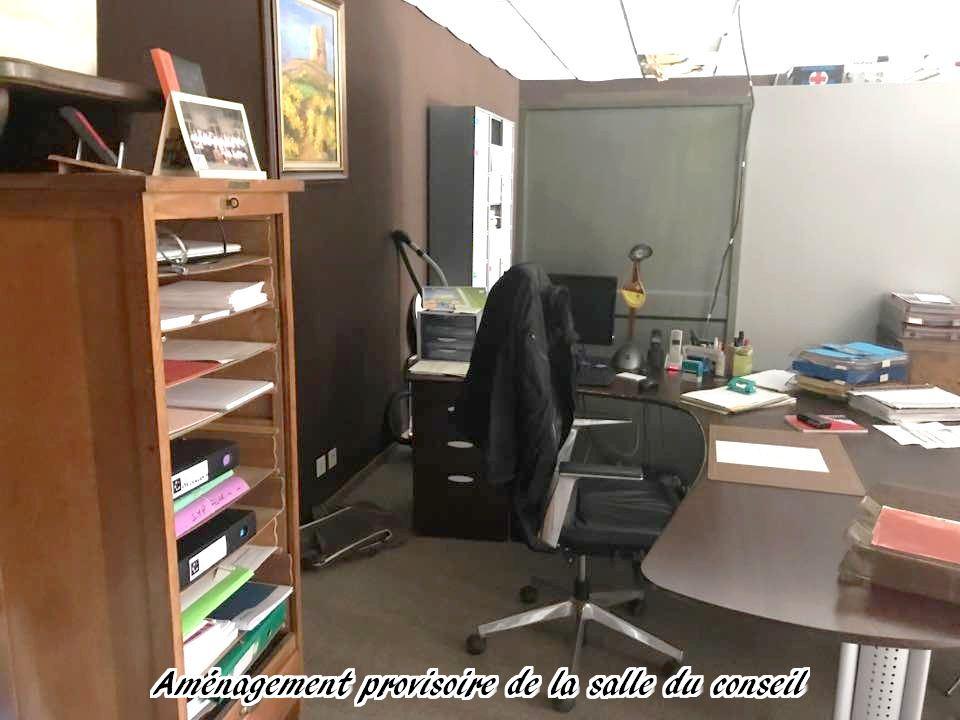 28 - 2017 - Travaux Gros Oeuvre De La Mairie
