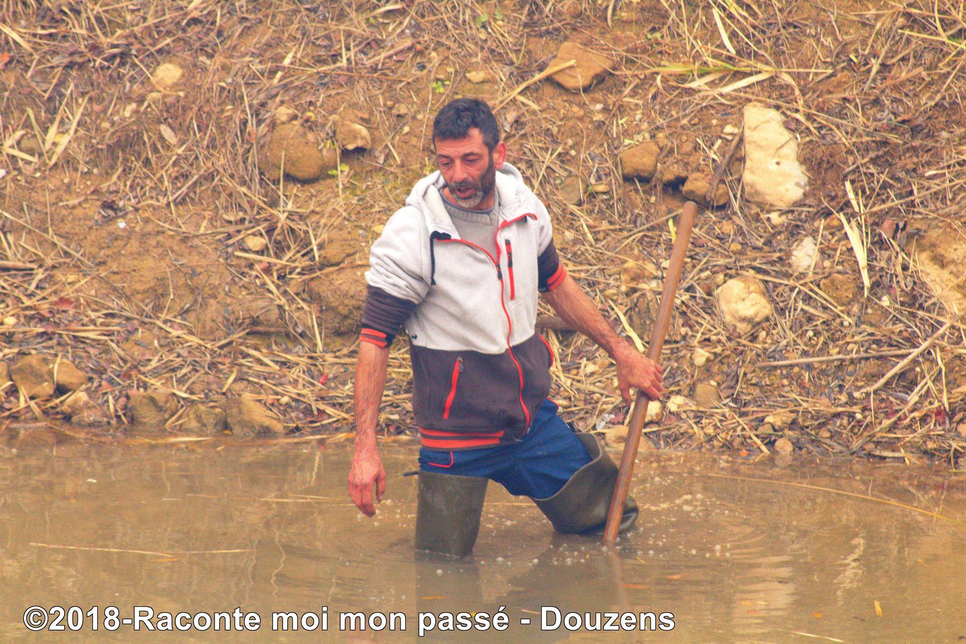 37 - 2018 - Nettoyage Du Lac
