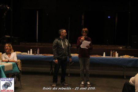 016 - Soirée Des Retraités 2019