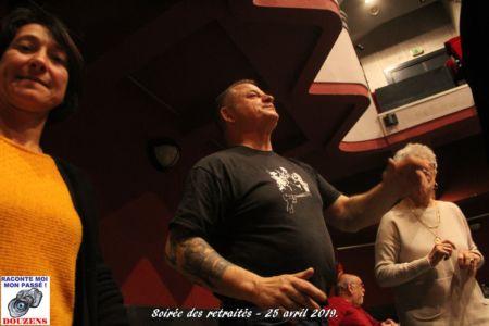 052 - Soirée Des Retraités 2019