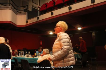 056 - Soirée Des Retraités 2019