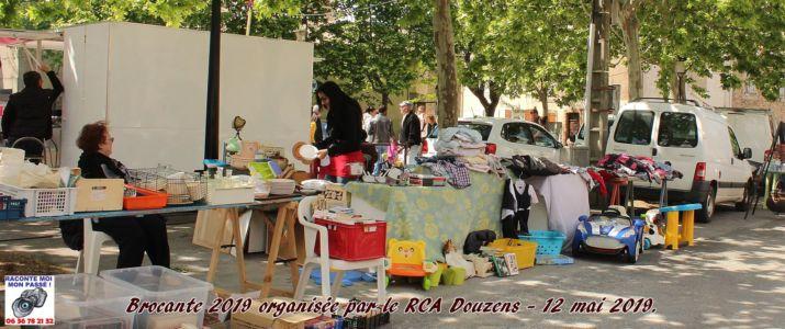 10 - Brocante Du RCA 2019