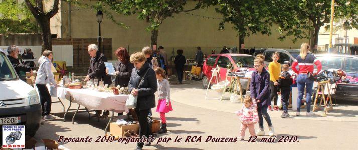 12 - Brocante Du RCA 2019