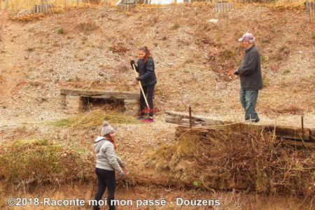 17 - 2018 - Nettoyage Du Lac