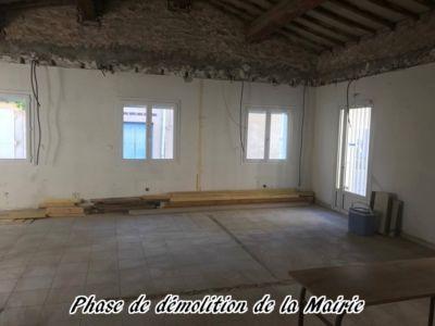 18 - 2017 - Travaux Gros Oeuvre De La Mairie
