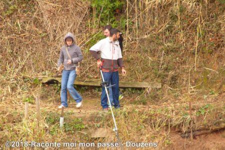 25 - 2018 - Nettoyage Du Lac