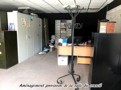 29 - 2017 - Travaux Gros Oeuvre De La Mairie
