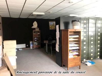 30 - 2017 - Travaux Gros Oeuvre De La Mairie