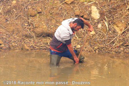 36 - 2018 - Nettoyage Du Lac