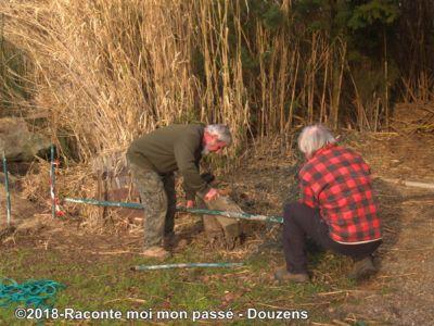 42 - 2018 - Nettoyage Du Lac