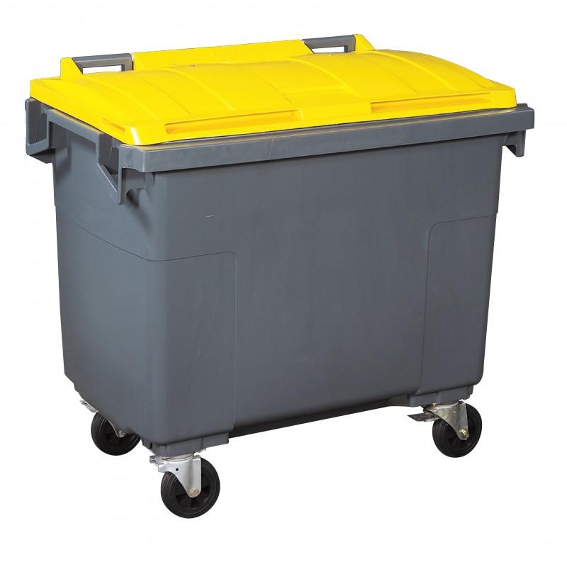 conteneur-jaune